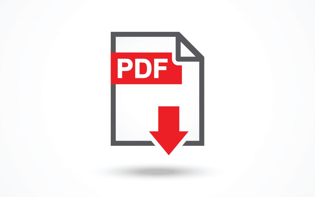 PDF Conversion to other Formats