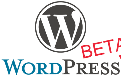 WordPress 5.0 Beta is now available